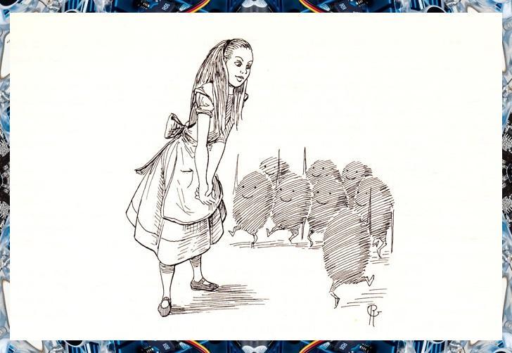 Алиса в мире квантов