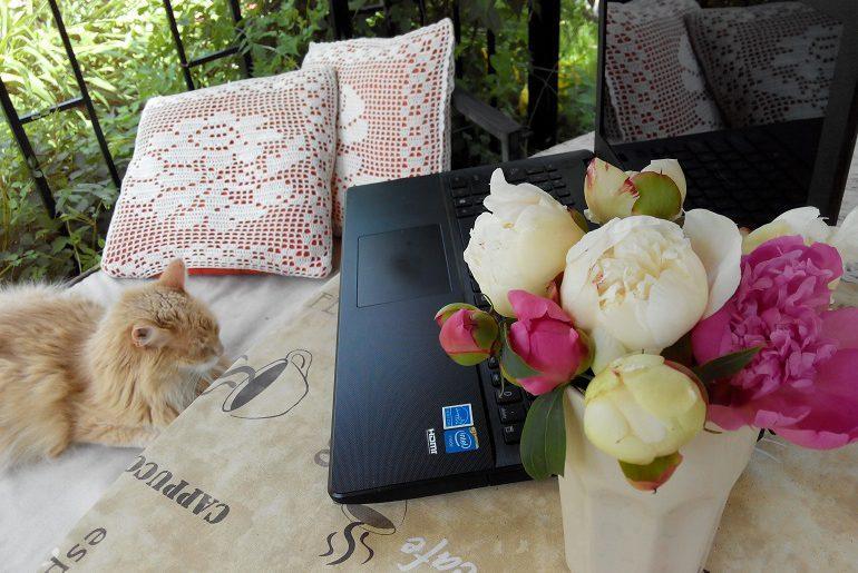 Как я пишу статьи на блог
