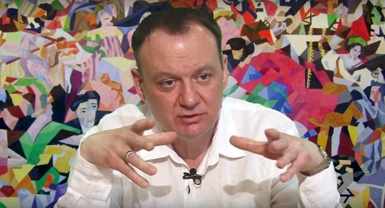 Алексей Цуркан. Лекция