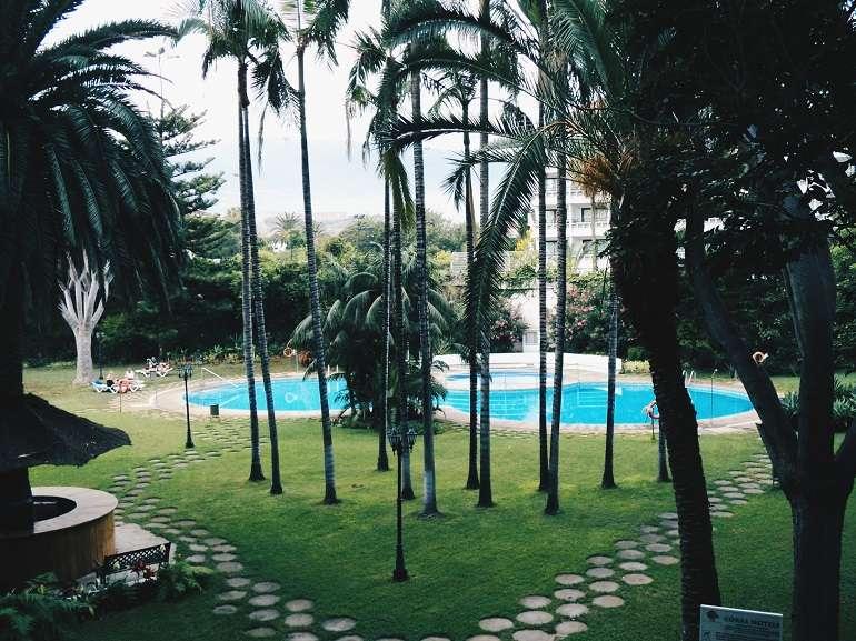 Apartamentos Teide Mar