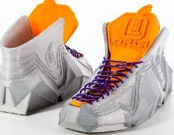 Напечатанные 3d кроссовки Sneakerbot II