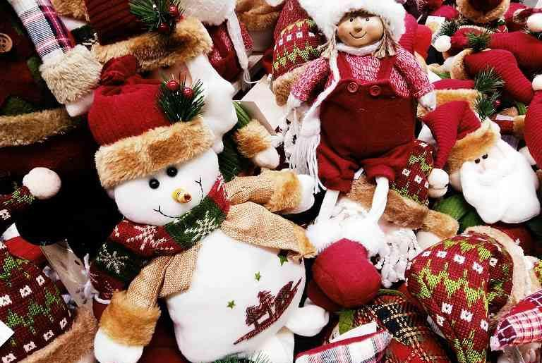 Подарки на праздник Святого Николая