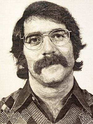 "Чак Клоуз. ""Роберт"", 1974"