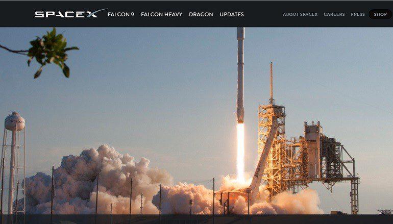 SpaceX Элона Маска