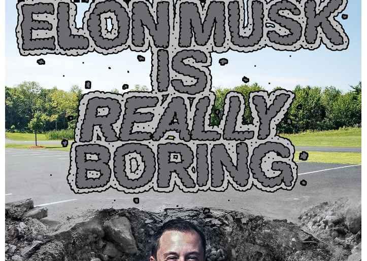 Новый проект Элона Маска