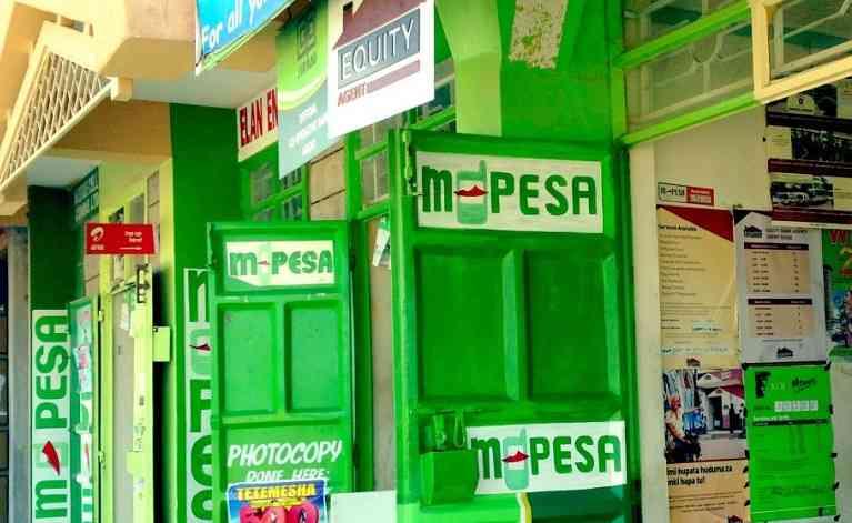 Мобильный банкинг M-Pesa в Африке