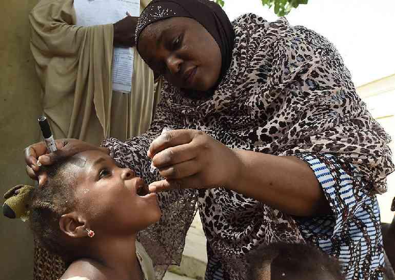 Человечество победит полиомиелит