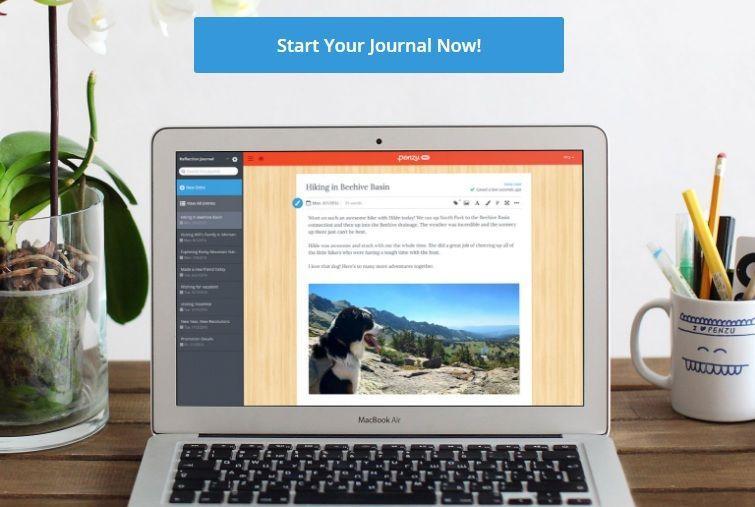 Онлайн личный дневник