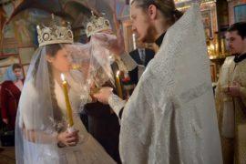 Фото венчания в церкви