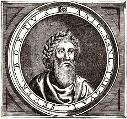 Философ Боэций