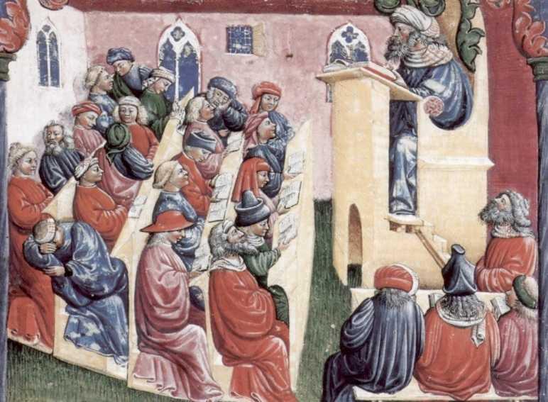 Философия средних веков кратко самое главное