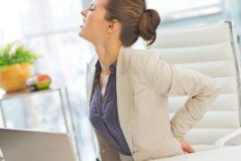 Что делать если болит спина в пояснице?