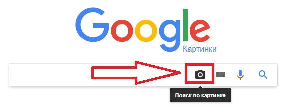 поиск по фото google
