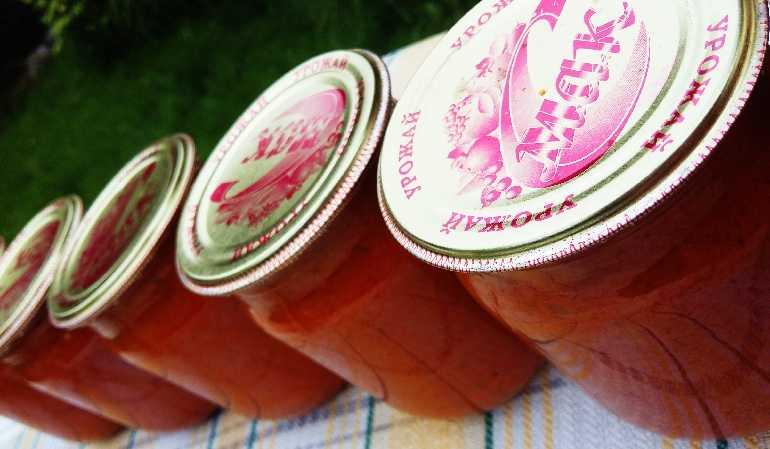 рецепт кабачковой икры по госту ссср