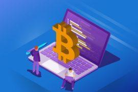 Заработок криптовалюты на ноутбуке