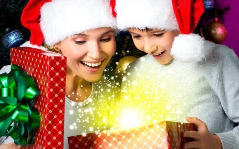Новогодние подарки для мальчиков