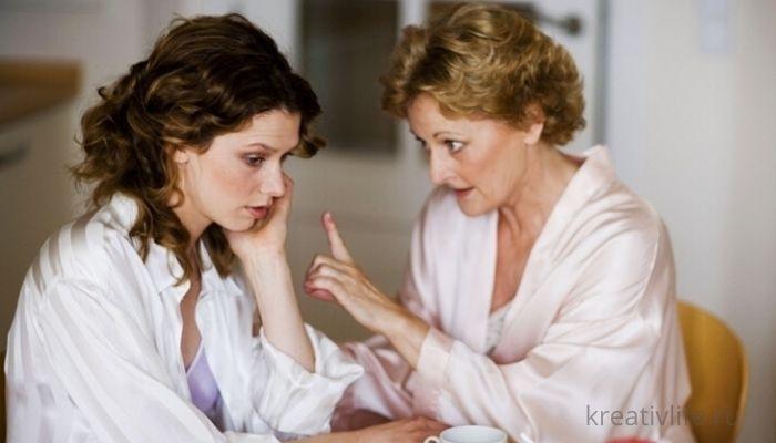 Токсична мать, как распознать и что делать