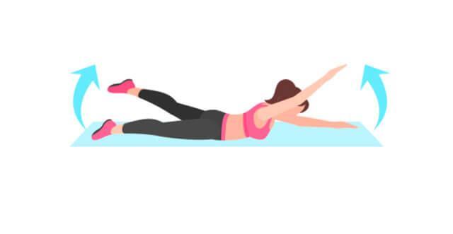 Как тренировать мышцы кора?
