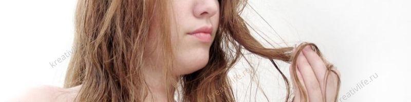 Тонкие и редкие волосы, как ухаживать