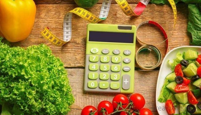 похудение, диета, подсчет калорий