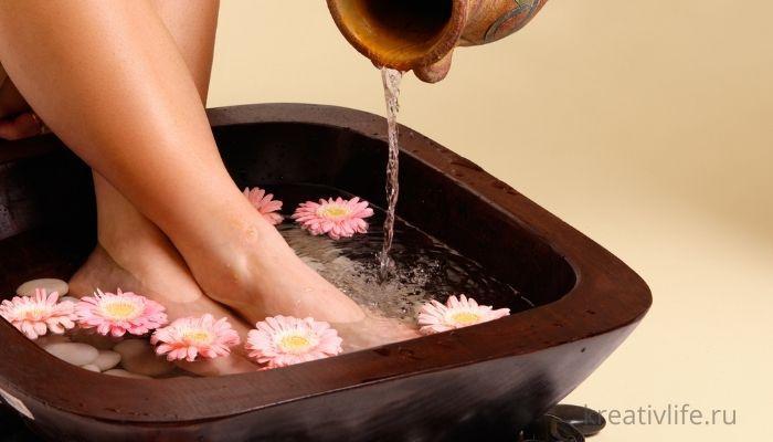 Лучшая ванночка для ног