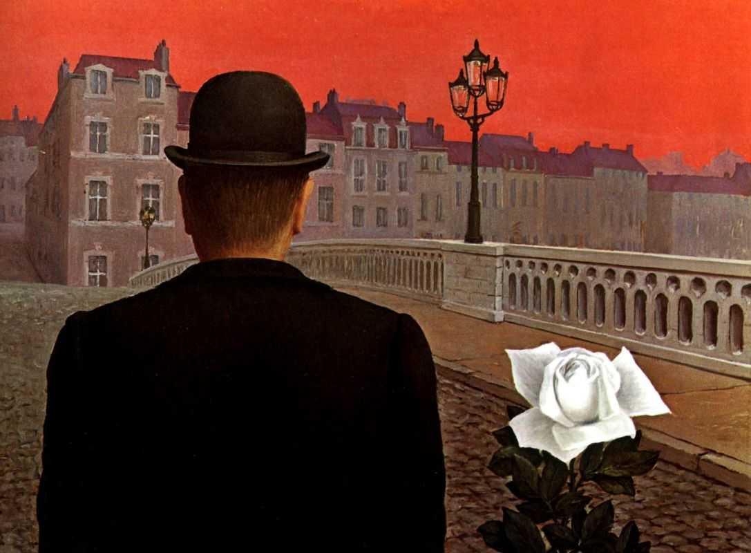 Картина Рене Магритт. «Ящик Пандоры», 1951